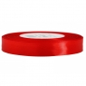 Wstążka satynowa 12mm/32mb czerwona