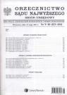 Orzecznictwo Sądu Najwyższego zbiór urzędowy  9-10/2013