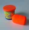 Ciastolina 200g pomarańczowa