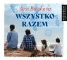 Wszystko razem  (Audiobook) Brashares Ann