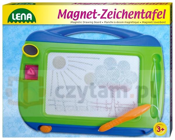 Tablica Magnetyczna Kolorowa 32 cm (65716)