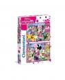 Puzzle SuperColor Minnie 2x20 (24750)