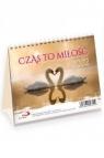 Kalendarz 2022 Biurkowy Czas to miłość