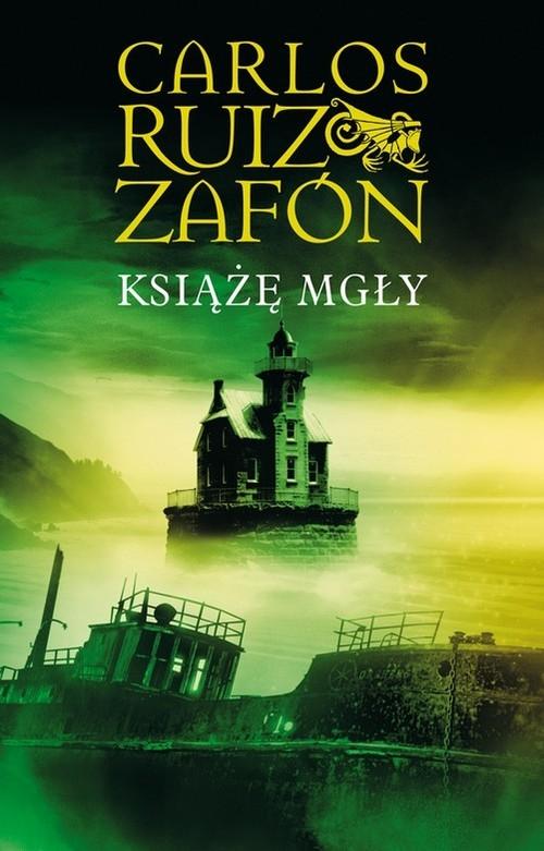 Trylogia mgły. Tom 1. Książę Mgły (Uszkodzona okładka) Zafon Carlos Ruiz