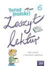 J. Polski SP 6 Teraz polski! Zeszyt lektur NE