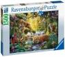 Ravensburger, Puzzle 1500: Tygrysy nad wodą (160051)