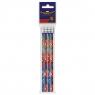 Ołówek z gumką Spider-Man Homecoming 4 sztuki