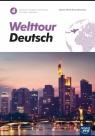 Welttour Deutsch 4. Podręcznik do języka niemieckiego dla liceów i Sylwia Mróz-Dwornikowska