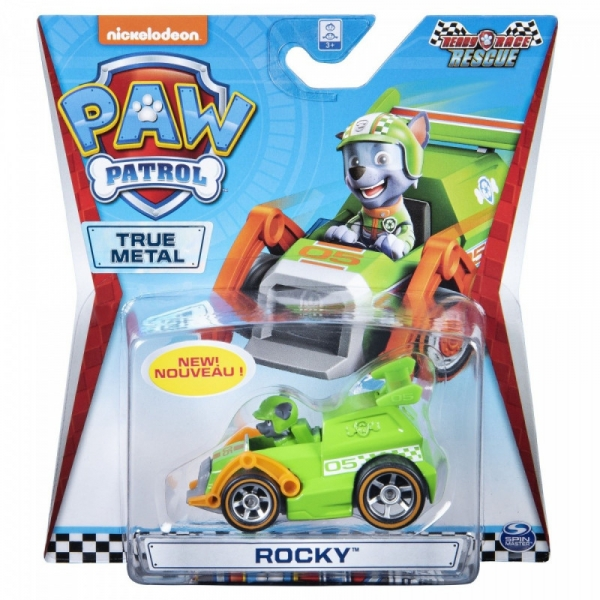 Pojazd PSI PATROL Ready Race Rescue, Rocky (6054521/20119564)