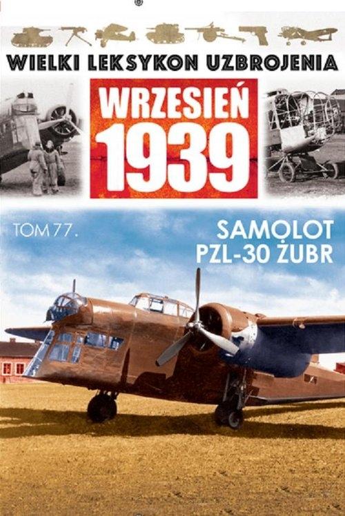 Samolot PZL-30 Żubr