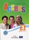 Access 3 Student's Book + ieBook International Evans Virginia, Dooley Jenny