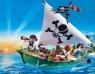Playmobil Pirates: Statek piracki z silnikiem podwodnym (70151) Wiek: 4+