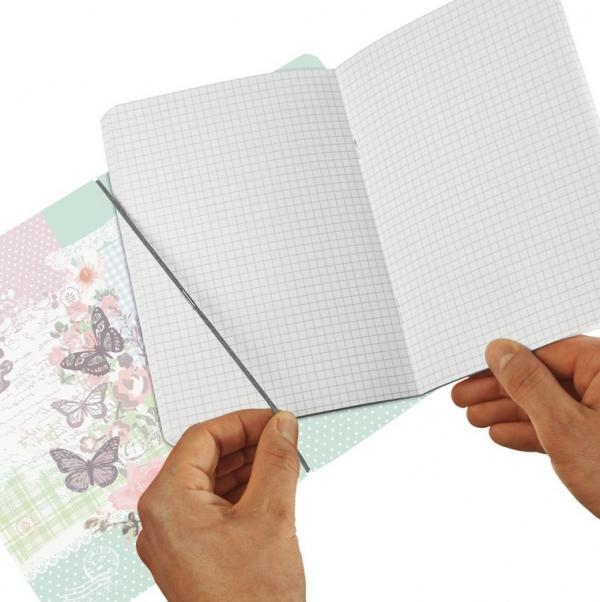 Notatnik PP my.book flex A5/40k w kratkę - Ladylike Butterfly (11361656)