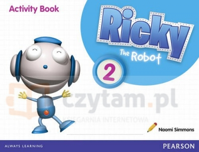 Ricky The Robot 2 Activity Book Naomi Simmons