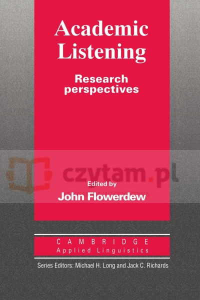 Academic Listening PB