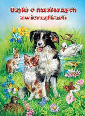 Bajki o niesfornych zwierzątkach Katja Epes, Ray Cresswell (ilustr.)