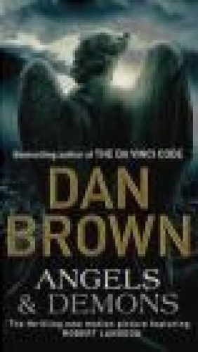 Angels and Demons  Brown Dan