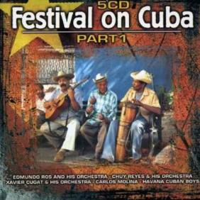 Festival On Cuba Part I (BOX) (*)