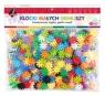 Klocki kwiatuszki - 340 elementów (109510)