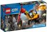Lego City: Kruszarka górnicza (60185) Wiek: 5-12 lat