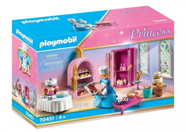 Zestaw z figurkami Princess 70451 Cukiernia księżniczki (70451)
