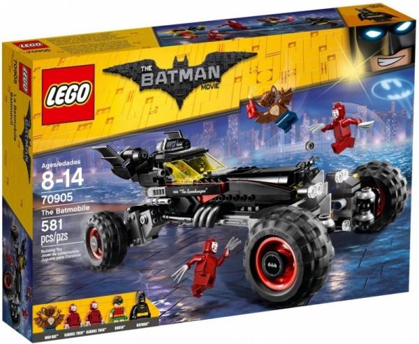 Lego Batman: Batmobil (70905)