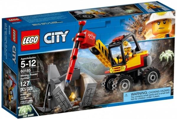 LEGO City: Kruszarka górnicza (60185)