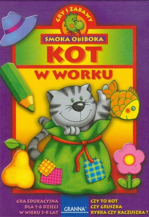 Kot w worku Gry i zabawy Smoka Obiboka  (00051)