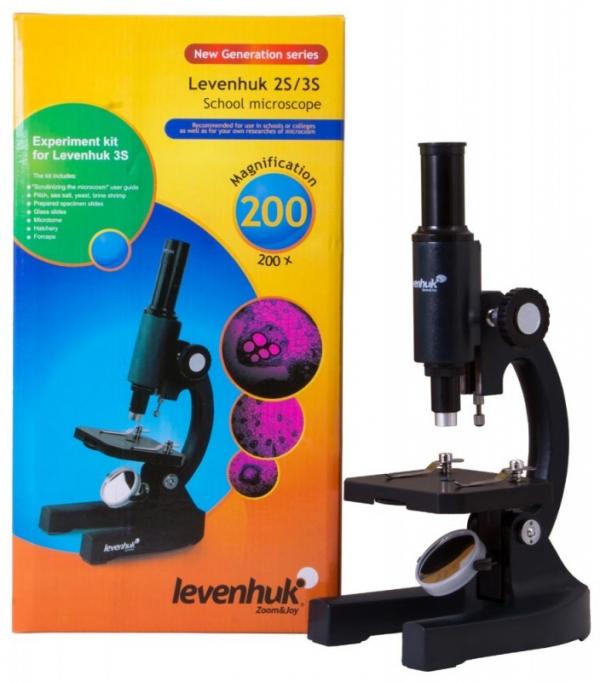 Mikroskop monokularowy 2S NG (25648)