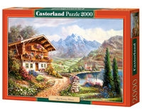 Puzzle High Country Retreat 2000 elementów (200511)