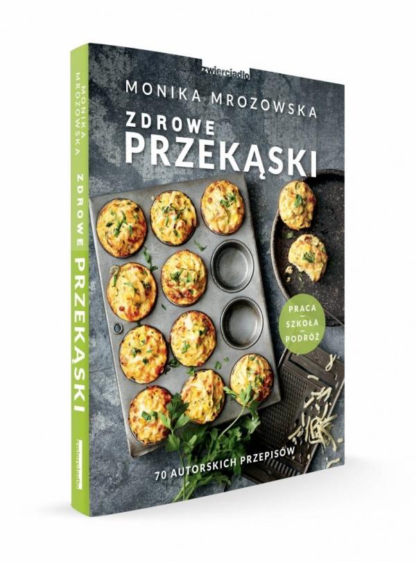 Zdrowe przekąski Mrozowska Monika