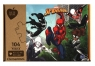 Puzzle 104: Play for future - Marvel Spiderman (27151)Wiek: 6+
