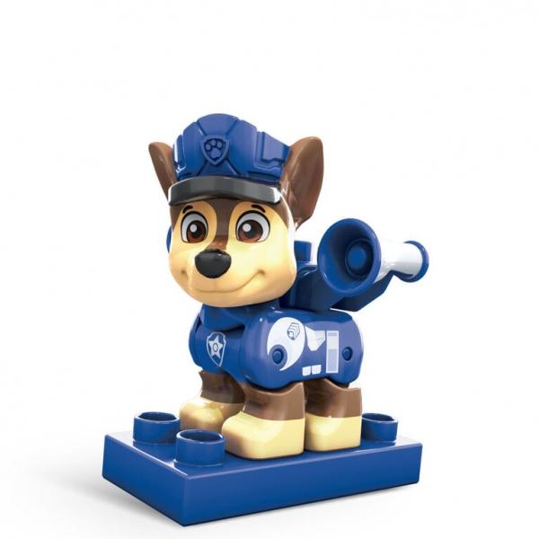 Mega Bloks: Psi Patrol, figurka Chase (GYH91)