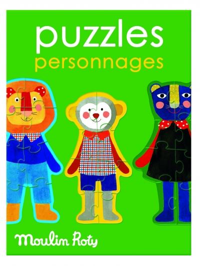 Puzzle Postacie   (661302)