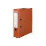 Segregator A4 8cm PP pomarańczowy Q file