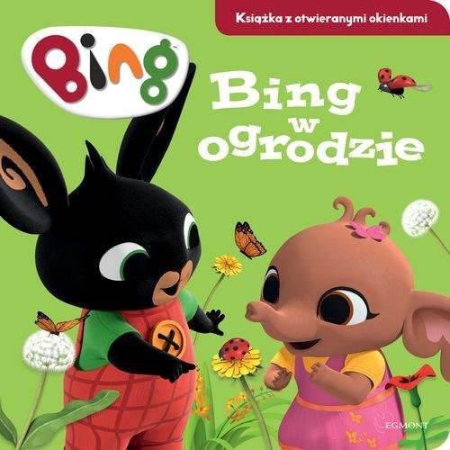 Bing w ogrodzie Drage Emma