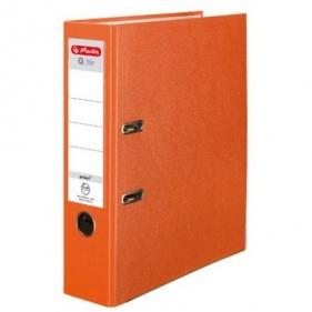 Segregator A4/8cm Q.file - pomarańczowy (11178944)