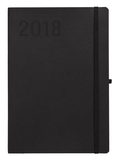 Kalendarz 2018 Impresja A5 Dns Czarny