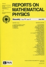 Reports on Mathematical Physics 77/3 2016 Kraj
