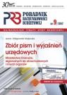 Zbiór pism i wyjaśnień urzędowych Ministerstwa Finansów, regionalnych izb Majewska Małgorzata