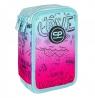 Coolpack - Jumper 3 - Piórnik potrójny z wyposażeniem - Pink Scribble