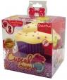 Cupcake Babeczka z niespodzianką Kaelyn fioletowa