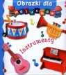 Instrumenty. Obrazki dla maluchów Emilie Beaumont, Nathalie Belineau
