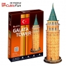 Puzzle 3D Galata Tower (C098H)