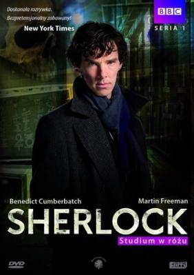 Sherlock: Studium w różu (seria 1)