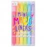 Zakreślacze wymazywalne Mini Magic Liners, 6 kolorów (130-061)