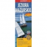 Jeziora mazurskie 1:60 000 - mapa żeglarska