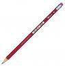 Ołówek techniczny Titanum H z gumką (83719)