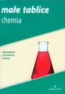 Małe tablice Chemia  Mizerski Witold