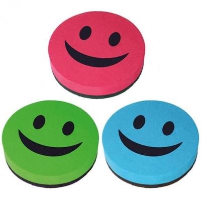 Gąbki magnetyczne Big Smile mix